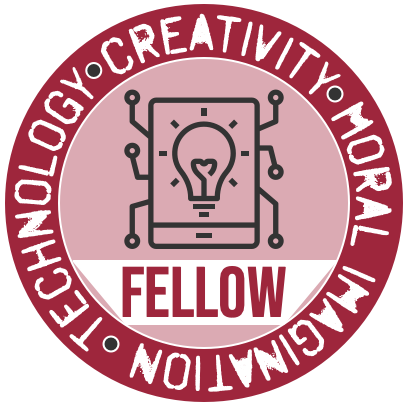 The Fellow Badge from the Westmont Center for Technology, Creativity and the Moral Imagination